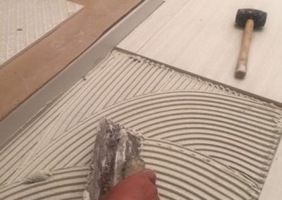 Insulated flooring