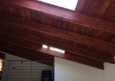 Dettaglio tetto