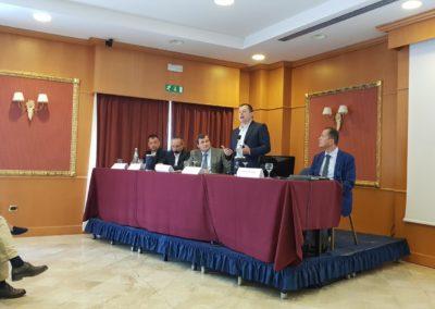 Acquastop - Assimp. Convegno delle imprese di impermeabilizzazione a Cagliari